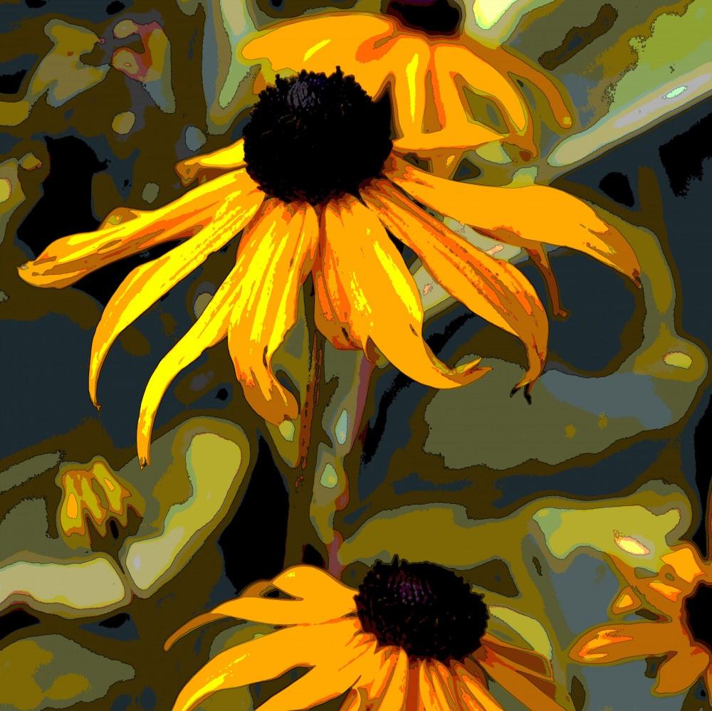 IMGP2862fondvägg blomplansch konstglädje